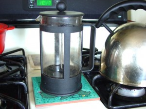 French Press Coffeemaker